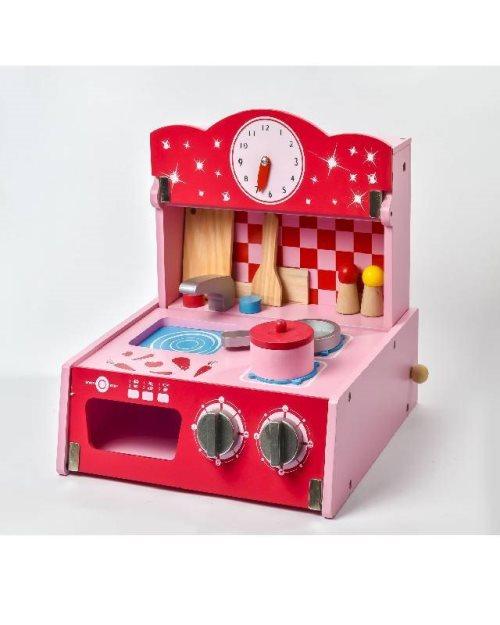 5414- Мини дрвена кујна