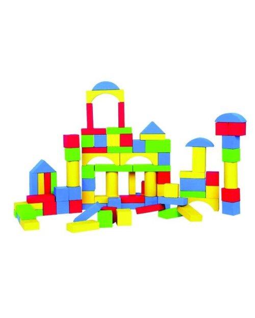 4616 - Дрвени коцки за градење 1/100