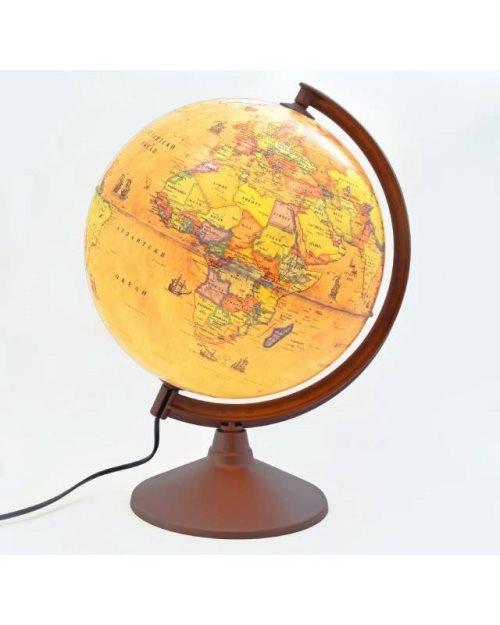 Г053 - Светлечки глобус историски/антички