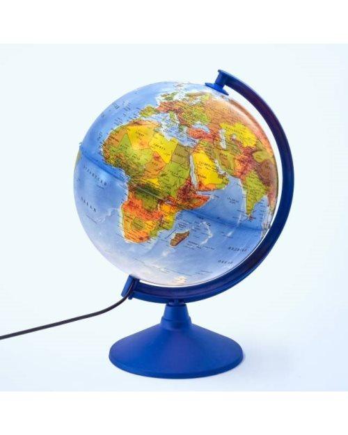 Г054 - Светлечки глобус физичко-политички