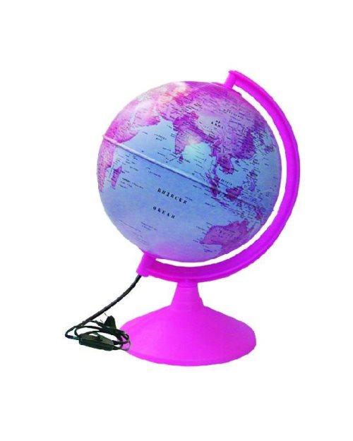 Г057 - Светлечки глобус розев мал