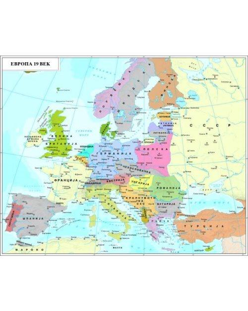 И049 - Европа 19 век