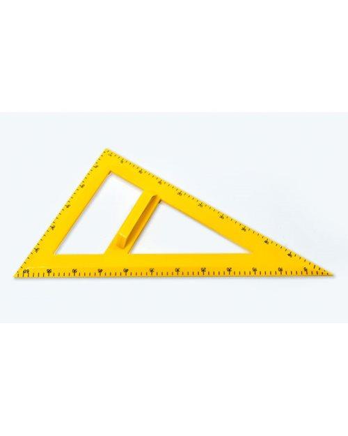 М004 - Пластичен разностран триаголник 60х60 см.