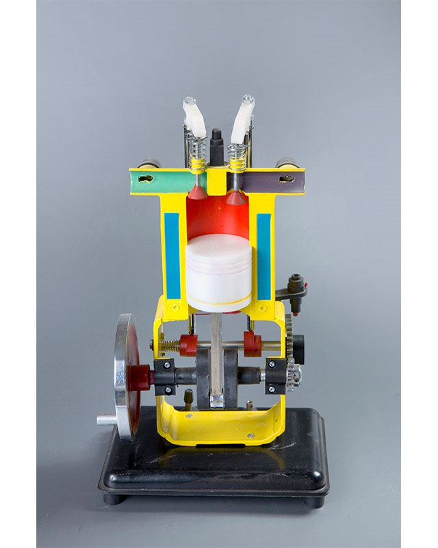 Ф015 - Дизел мотор