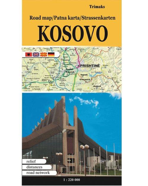 Косово патна карта - 85