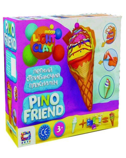 Пластелин за моделирање сет сладолед - 8089
