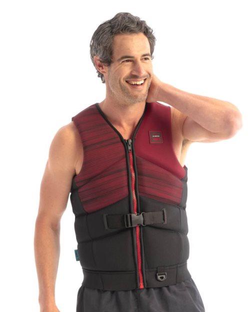 Елек  Jobe  Unify Vest Men Vintage  машки црвен