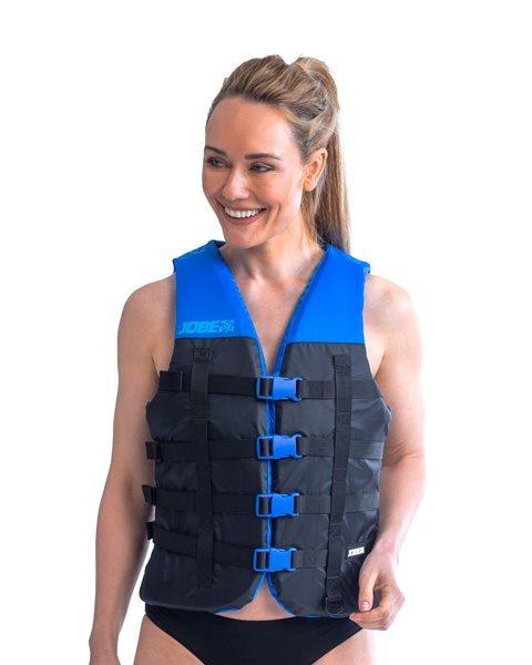 Елек Jobe Dual  Vest плав