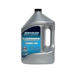 Mасло Quicksilver 4S 25/40 минерал 4 литра